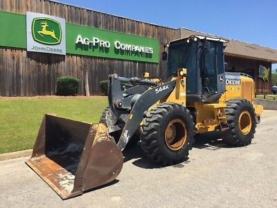 2012 John Deere 544K Wheel Loaders
