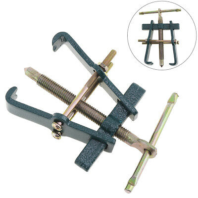 3'' 3 Jaw Pilot Bearing Puller Auto Motorcycle Bushing Remover Extractor Tools