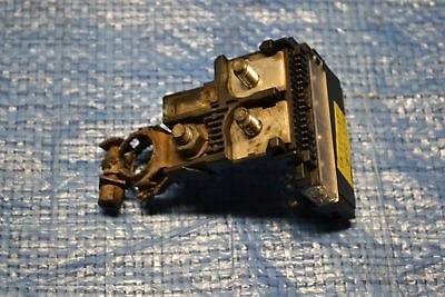 06 - 10 Infiniti M35 Battery Positive Cable Fusible Link Connector Plug #22242