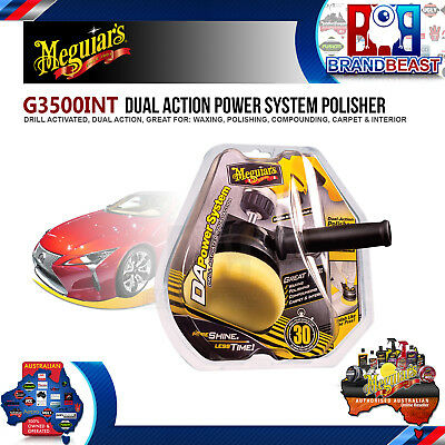 Meguiars G3500Int Dual Action Power System Polisher