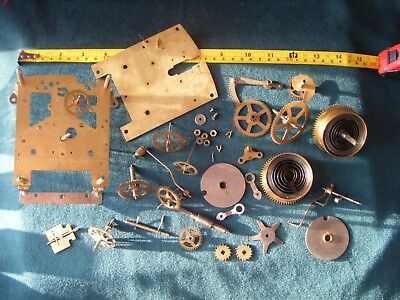 Clock  Parts ,   Clock Movement , Smiths  Enfield