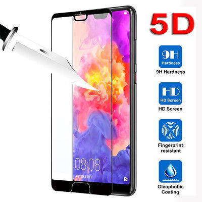 For Huawei P20 Pro Lite Screen Protector Tempered Glass 100% Full Protection