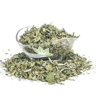 English Plantain LEAF Cut ORGANIC Loose Dried HERB Plantago lanceolata l., 100g+