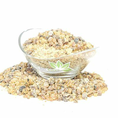 Frankincense RESIN ORGANIC Loose Dried HERB Boswellia serrata, 100g+