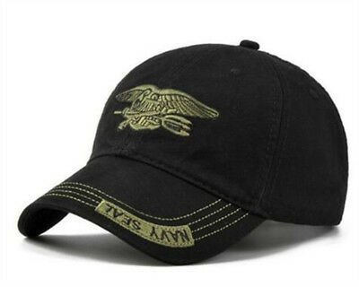 Navy Seal Tactical Baseball Cap Military Hat US Army Special Forces Commando USA