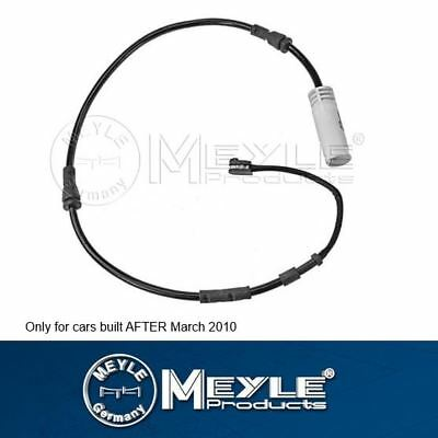 BMW E81 E87 , E90 E91 E92  Rear  Brake Pad Warning Sensor 03/2010 on 34356792564
