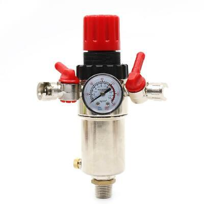 "Air Filter Regulator Water Separator [Size:3/8""]"