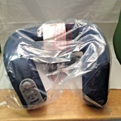 Conair NM8X Body Benefits Massaging Neck Rest Heat On/Off LED light New In Box