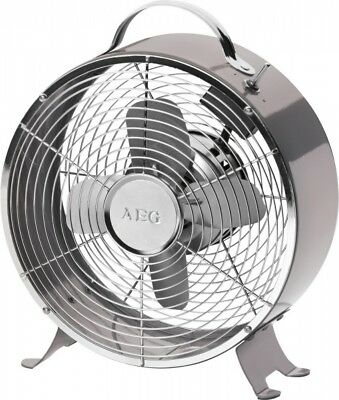 AEG Retro-Ventilator Anthrazit, 20 Watt