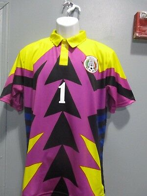 98d3a4be9 mexico 1 jorge campos green home mens adults 2016 2017 country ...
