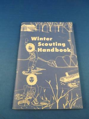 Winter Scouting Handbook Canadian Boy Scouts How To Travel Campsite First Aid