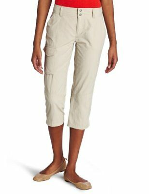 Columbia AL8009 Pantalon Femme Fossil FR : 2XL (Taille Fabricant : 14)