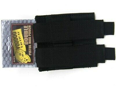 45TRPThunder 380 40 Tactical Double Magazine Pouch fits BERSA 9MM