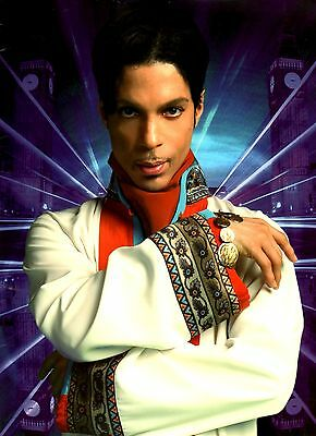 Prince 2007 21 Nights In London Tour Concert Program Book / Near Mint