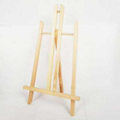 Wooden Display Easel Frame Stand 20cm x 40cm