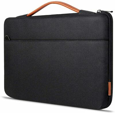 Inateck 14 inch Water Resistant Laptop Case Shockproof 600D Polyester Fabric