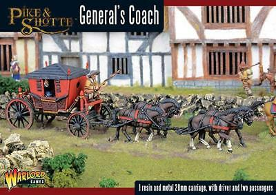 PiKe & Shotte General´s Coach box Walord Games new