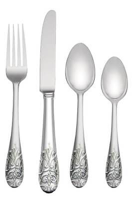 NEW Vera Wang Wedgwood Harrow 16 Piece Cutlery Set HUGE SALE