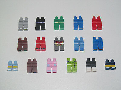 Lego ® Minifig Paire de Jambes 71021 Series 18 Collector Choose Leggs NEW