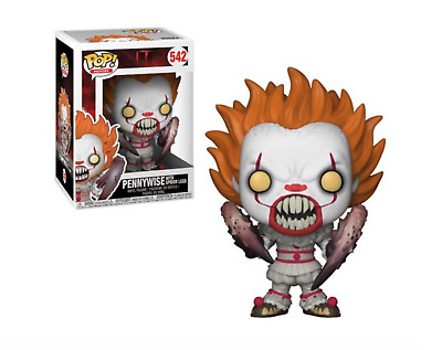 Funko Pop Pennywise with Spider Legs #542 IT Movie Brand New