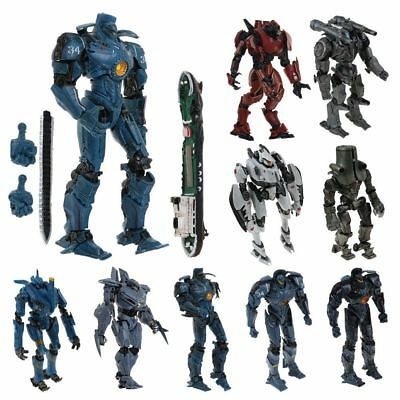 "NECA Pacific Rim Series Tacit Ronin Gipsy Danger Romeo Blue 7"" Action Figure toy"