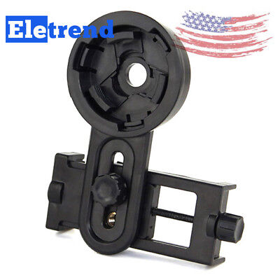 FAST Cellphone Mobile Phone Support Holder Adapter For Telescope Spotting Scope