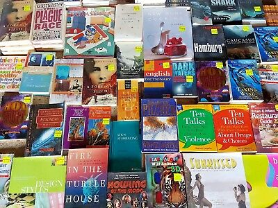 BOOKS Brand New All Kinds - Clearance Sale - Lot of 100