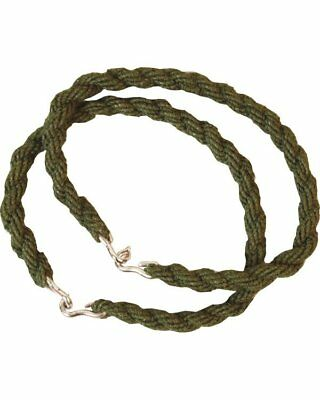 10 X Pairs Army Trouser Twists Twisters Military Elastic Leg Ties Bungee Cadet