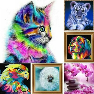 Full Drill DIY 5D Diamond Painting Embroidery Cross Craft Stitch Kit Craft Decor