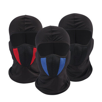 Winter Full Face Mask Motorcycle Balaclava Tactical Airsoft Warmer Helmet Liner