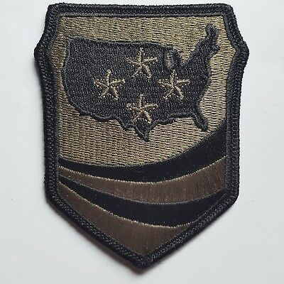 U.s. Army Aufnäher Patch Joint Services Command Oliv Subdued Tarn Original