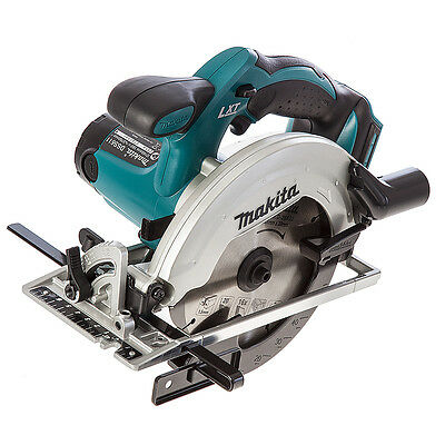 Makita DSS611Z 18V Li-ion 165mm Cordless Circular Saw Body Only. UK STOCK