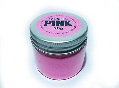 THE WORLD'S PINKEST PINK - 50g powdered paint by Stuart Semple