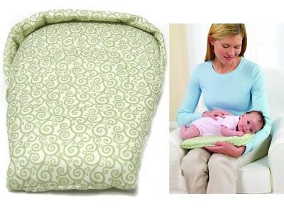 Baby Colic Relief Massage Pad Cushion Padded Comfort Pillow Circular Motion Calm
