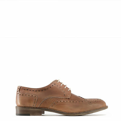BD 78604 LIVIO Marrone Made in Italia Scarpe stringate Made in Italia Uomo Marro