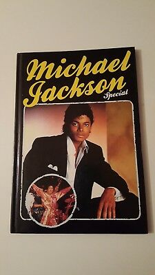 Michael Jackson 1985 Grandreams Special Annual Unclipped Nr Mint *RARE*