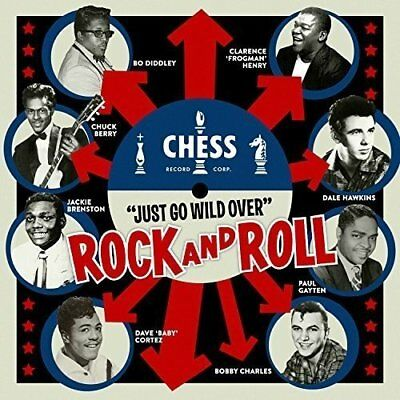Various Artists-Just Go Wild Over Rock And Roll  (UK IMPORT)  CD NEW