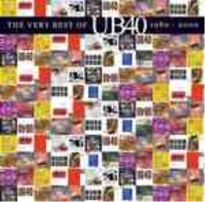 UB40-The Very Best of UB40  (UK IMPORT)  CD NEW