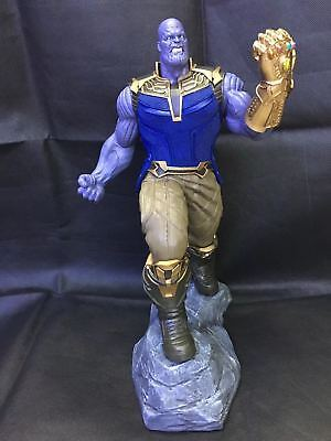 Crazy Toys 1/6 Avengers Infinity War Thanos Resin Statue with Dual Heads NEW
