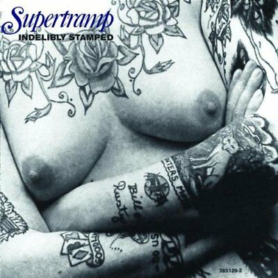Supertramp-Indelibly Stamped  (UK IMPORT)  CD NEW