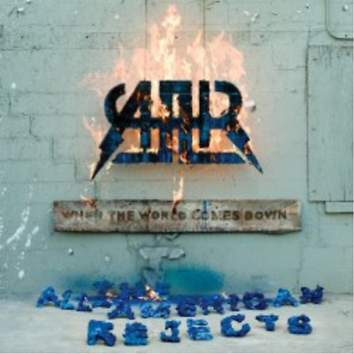 The All-American Rejects-When the World Comes Down  (UK IMPORT)  CD NEW