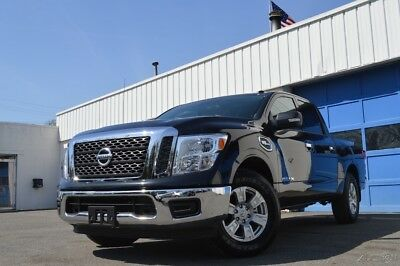 Nissan Titan SV Full Power Options Electronic Tailgate Lock Cruise Bluetooth Alloy Wheels & More