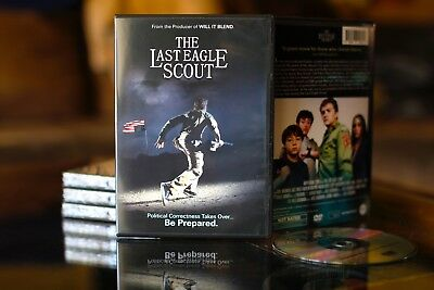 """The Last Eagle Scout"" on DVD"