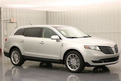 Lincoln MKT RESERVE 3.5 V6 ALL WHEEL DRIVE SUV SUNROOF NAV MSRP $56832 MKT ELITE EQUIPMENT GROUP TECHNOLOGY PACKAGE SECOND ROW CAPTAINS CHAIRS