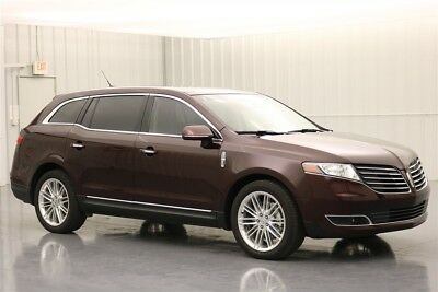 Lincoln MKT RESERVE 3.5 V6 ALL WHEEL DRIVE SUV SUNROOF NAV MSRP $54052 MKT ELITE EQUIPMENT GROUP TECHNOLOGY PACKAGE SECOND ROW CAPTAINS CHAIRS