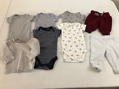Small Newborn NB boy lot mostly NWOT, gently used