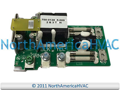 OEM Carrier Bryant Payne Fuse Control Board 2-3 Ton 342830-751 700-013605-0009