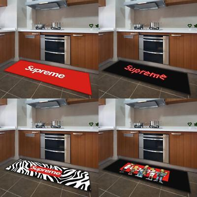 18 Supreme Cool Velboa Floor Rug Carpet Living Room Doormat Kitchen Non-slip Mat & SUPREME COOL VELBOA Floor Rug Carpet Living Room Doormat Kitchen Non ...