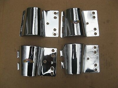 National Cycle Yamaha V-Star Classic XVS 1100 XVS1100 Windshield Brackets Mounts