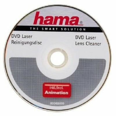 Hama CD/DVD Laser Cleaning Disc
